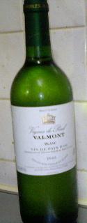 ヴァルモン 2005 ヴィーニュ・ド・ポール