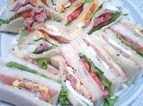 男のサンドイッチ?!