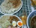 つけ麺&餃子