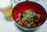 バショウカジキ丼