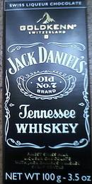 Jack Daniel'sチョコ