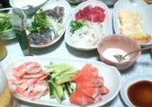 手巻き寿司で・・