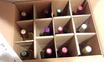 届いたワイン