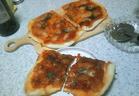 今回のピザ