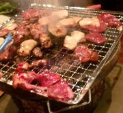 焼肉市場で食べ放題過ぎ