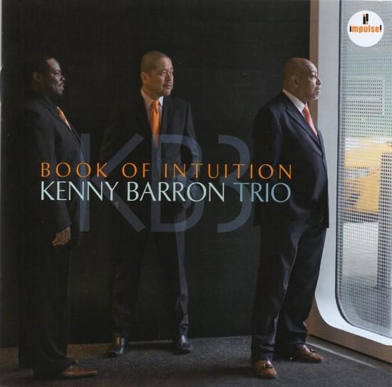 Kenny Barron Trio / Book of Intuition