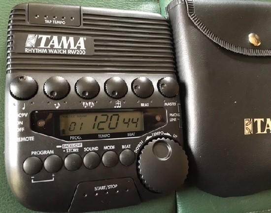 TAMA Rhythm Watch RW200を購入01