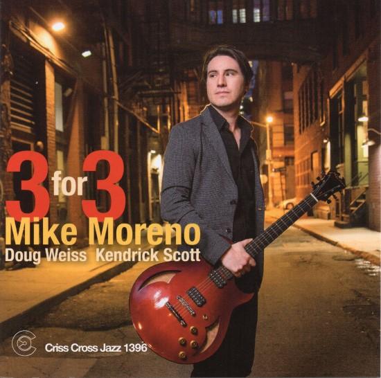 Mike Moreno / 3 for 3