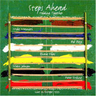 Steps Ahead/Holding Together(輸入盤)