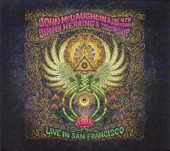 John McLaughlin & The 4th Dimension / L