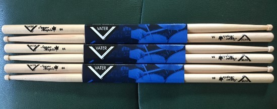 VATER Sugar Maple 8Aを購入1