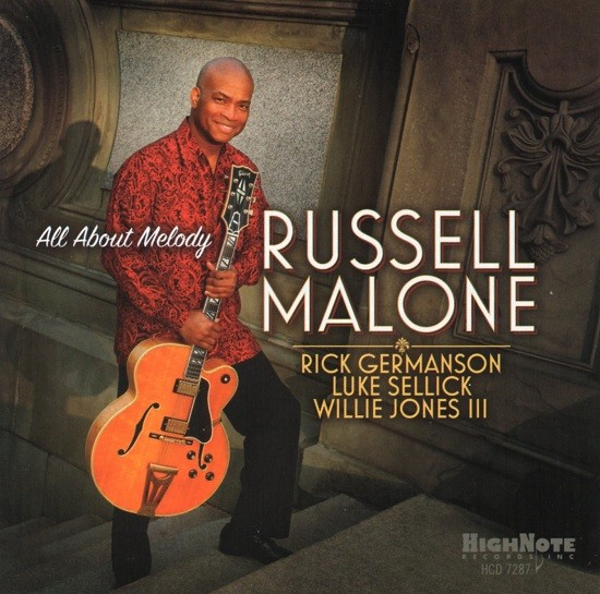 Russell Malone / All About Melody