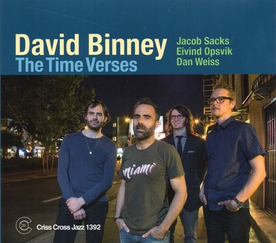 David Binney / The Time Verses