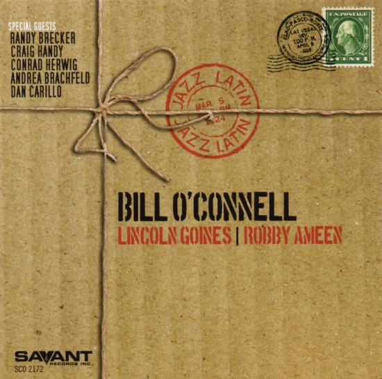 Bill O'Connell / Jazz Latin