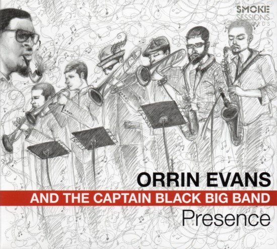 Orrin Evans and the Captain Black Big Band / Presence