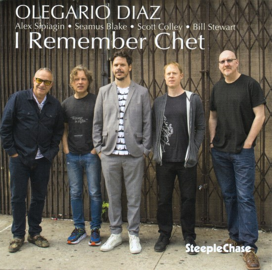 Olegario Diaz / I Remember Chet