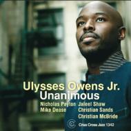 Ulysses Owens Jr. / Unanimous