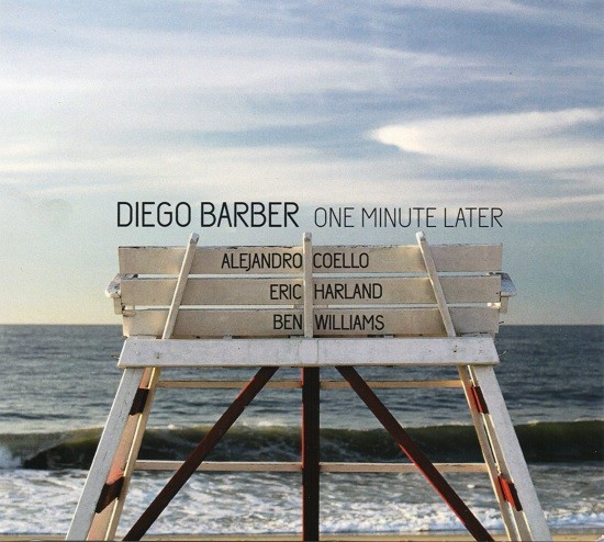 Diego Barber / One Minute Later