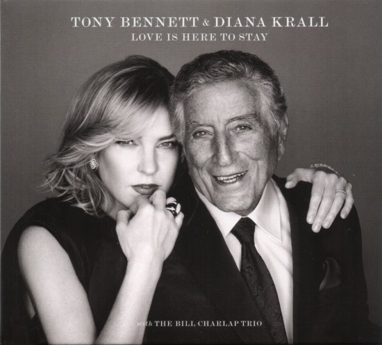 Tony Bennett & Diana Krall / Love Is Here to Stay