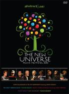 Abstract Logix Live! / The New Universe Music Festival 2010 (DVD)