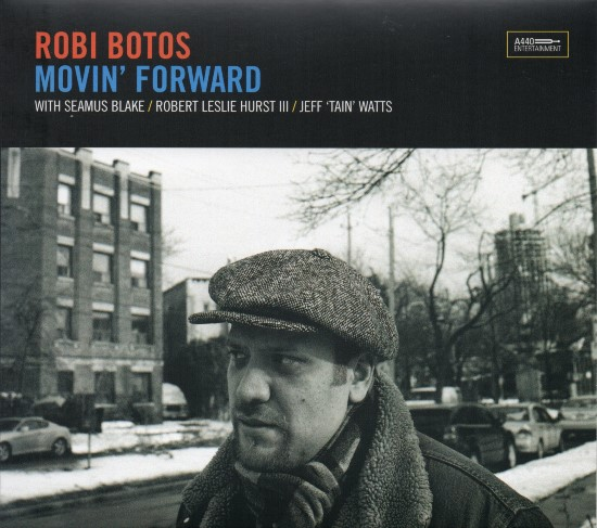 Robi Botos / Movin' Forward