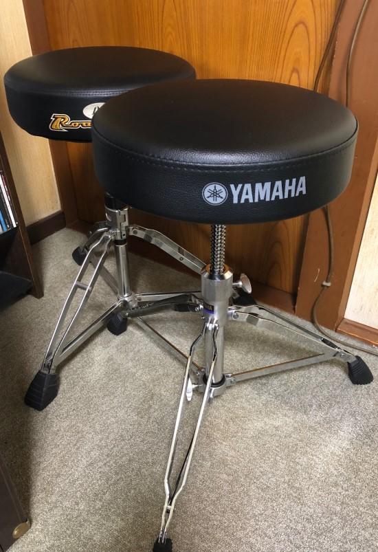 ドラムスツール YAMAHA DS840を購入2