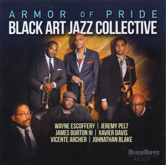 Black Art Jazz Collective / Armor of Pride