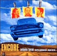 Antonio Farao/Encore(輸入盤)