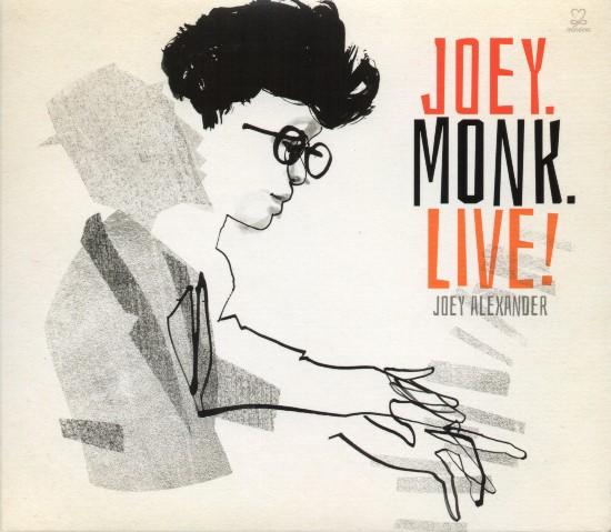 Joey Alexander / Joey. Monk. Live!