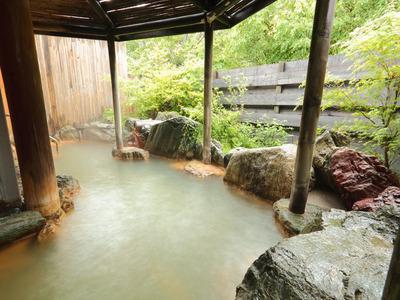 新山荘露天風呂