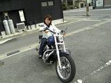 山ちゃんのバイク