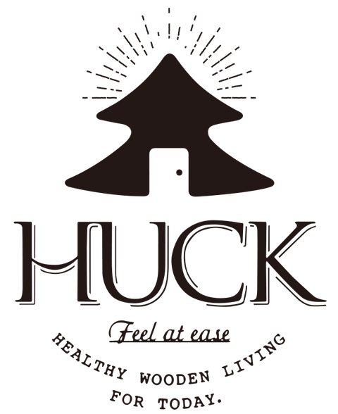 HUCK|メインロゴ|高解像度
