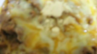 チーズ牛丼