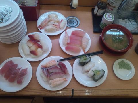 かっぱ寿司72