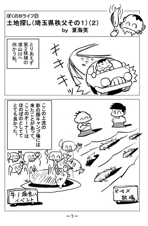 土地探し(秩父その1)2-1