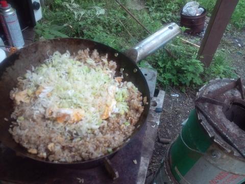 テキトー炒飯05