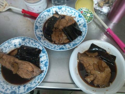 カレイの煮つけ1-12