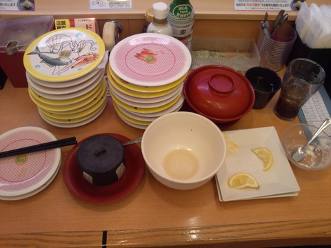 かっぱ寿司31