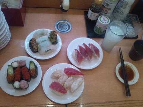 かっぱ寿司73