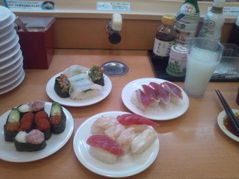 かっぱ寿司74