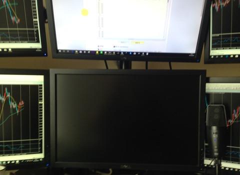 2018.08.03,トレード用PC,モニター