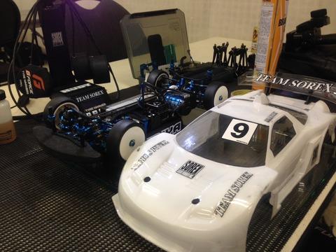 TRF419X,GTスポーツクラス,セッティング