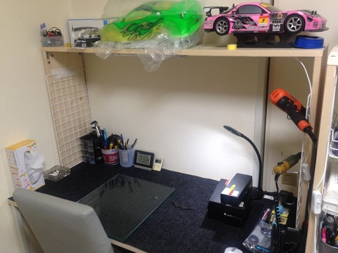 RC CAR,WORK SPACE2