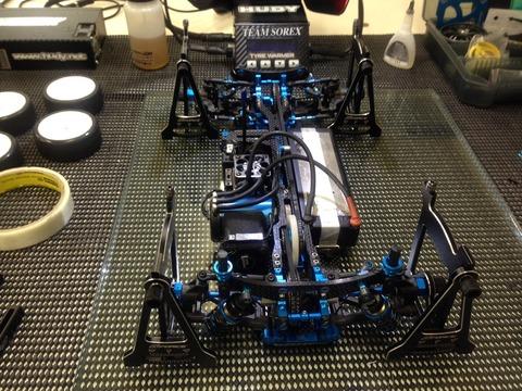 TRF419X,アライメント調整,やり方