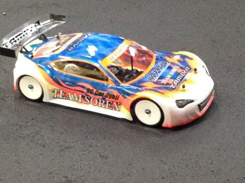 TRF419X,GTスポーツ使用