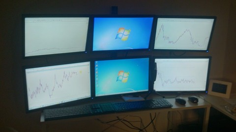 バイナリーオプション,パソコンのセットアップ5