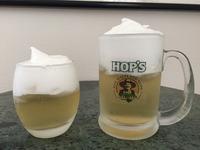 ビールみたいなゼリー