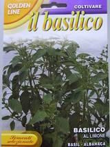 Basilico al limone