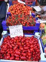 トマト数種