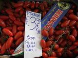 ミニ楕円トマト